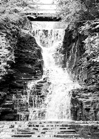 Falls at Upper Buttermilk